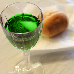 St. Patty's Communion